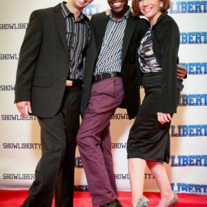 Liberty Premier with Marcelo Ribeiro, Durand StHilaire, Ylian Alfaro Snyder.