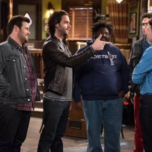 Still of Chris D'Elia, David Fynn, Ron Funches, Brent Morin and Rick Glassman in Undateable (2014)