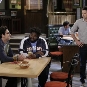 Still of Ron Funches, Brent Morin and Rick Glassman in Undateable (2014)