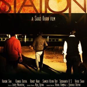 STATION  Film Poster