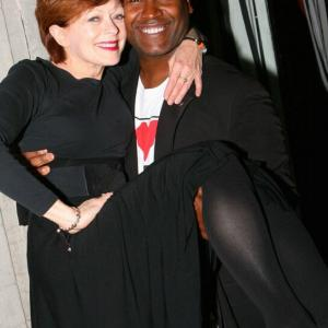 Frances Fisher at the My ChildMothers of War opening night!