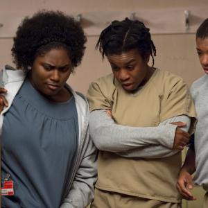 Uzo Aduba, Samira Wiley, Danielle Brooks