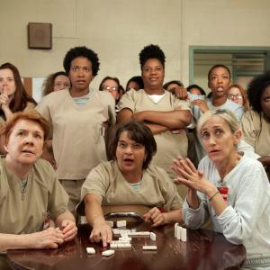 Beth Fowler, Constance Shulman, Lin Tucci, Vicky Jeudy, Adrienne C. Moore, Samira Wiley, Danielle Brooks