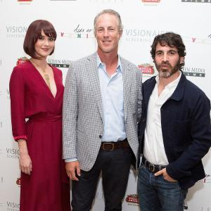 Chris Messina and Mary Elizabeth Winstead at event of Alex of Venice (2014)
