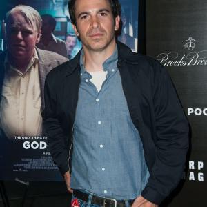 Chris Messina at event of God's Pocket (2014)