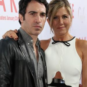 Jennifer Aniston and Chris Messina at event of Pyragas (2014)