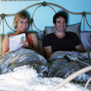 Still of Chloë Sevigny and Chris Messina in The Mindy Project (2012)