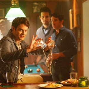 Still of Bill Hader, Chris Messina and Ed Weeks in The Mindy Project (2012)