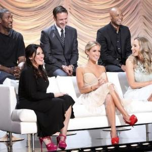 David Arquette, Ricki Lake, Chynna Phillips, Kristin Cavallari, Ron Artest, J.R. Martinez