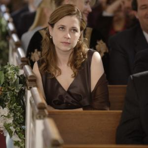 Still of Jenna Fischer in The Office 2005