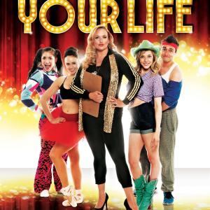 April Telek Reece Thompson Taylor Hill MacKenzie Porter and Allie Bertram in Leap 4 Your Life 2013