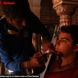 Mokshad Dodwani as the staunch and honorable Prince Daniyaal in SIYAASAT every Thursday night at 9pm Only on The EPIC Channel