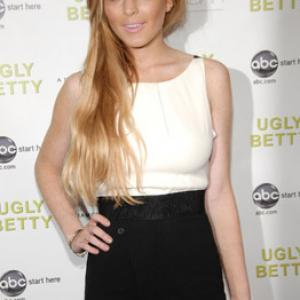 Lindsay Lohan at event of Ugly Betty 2006