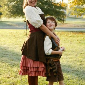 Wyatt with Kristi Ray