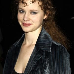 Thora Birch at event of Niujorko gaujos 2002