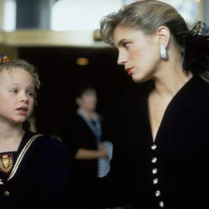 Still of Thora Birch and Harley Jane Kozak in All I Want for Christmas (1991)