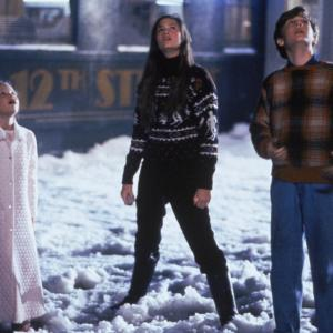 Still of Thora Birch, Ethan Embry and Amy Oberer in All I Want for Christmas (1991)