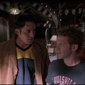 Still of Seth Green and Nicholas Brendon in Vampyru zudike (1997)