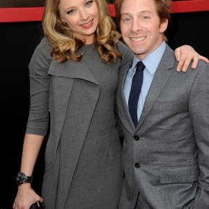 Seth Green and Elisabeth Harnois at event of Marsui reikia mamu (2011)