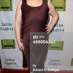 Kristin West attends the premiere of Where We Started at the Arena Theater