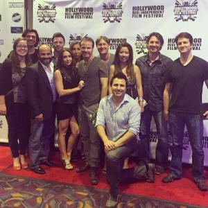 The Process Premiere at the Hollywood Reel Independent Film Festival
