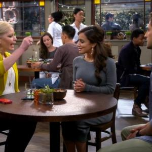 Still of Brittney Alger, Melissa Peterman and Jean-Luc Bilodeau in Baby Daddy (2015)