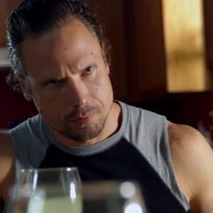 Neal Kodinsky as Adam in the Film ZUM ZUM by Arafat Khaskheli