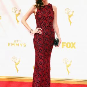 Lauren Lapkus at event of The 67th Primetime Emmy Awards (2015)