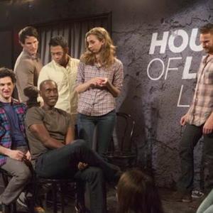 House of Lies Live with Kristen Bell, Ben Schwartz, Don Cheadle, Ryan Gaul, Eugene Cordero, and Josh Lawson