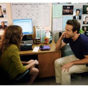 Getting fired by Ryan Reynolds on