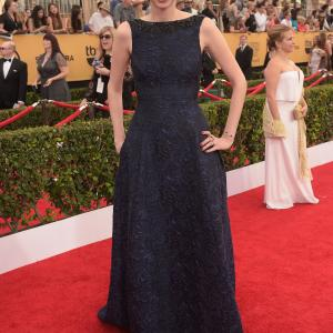 Lauren Lapkus at event of The 21st Annual Screen Actors Guild Awards (2015)