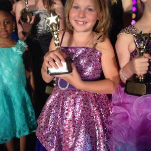 Isabella Cramp 35th Annual Young Artist Awards