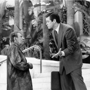 DON KEEFER with JIM CARREY in LIAR LIAR