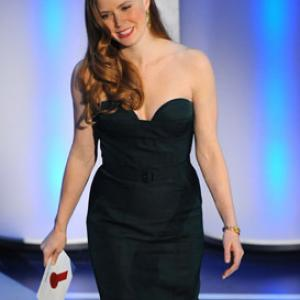 Amy Adams at event of The 80th Annual Academy Awards 2008