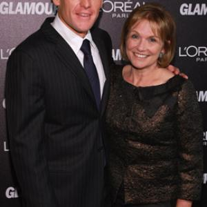 Lance Armstrong and Elizabeth Edwards