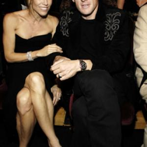 Sheryl Crow and Lance Armstrong at event of 2005 American Music Awards (2005)