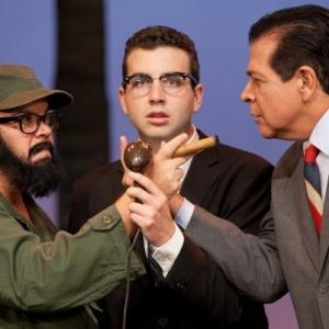 Publicity shot from Arizona Repertory Theaters production of Rum and Coke