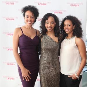 The ladies of Bachelorette's Degree