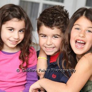 Siblings Briana Grace Naim and Ammir Enrique Naim