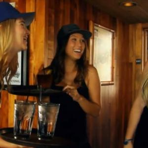 Still from Malibu Beach Babes with Shannon Lewis  Erica Ocampo