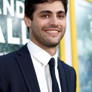 Matthew Daddario at event of When the Game Stands Tall (2014)