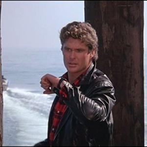 Still of David Hasselhoff in Knight Rider 1982