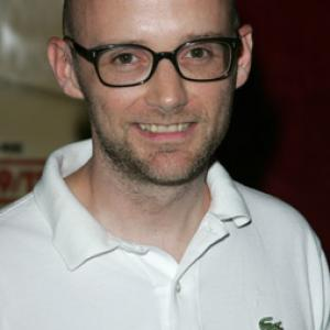 Moby at event of Fahrenheit 911 2004