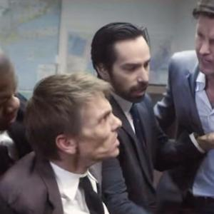 still of Antonio Charity, Charles Baker, Mack Kuhr and Alex Lane in ABYSM