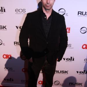 Mack Kuhr at the OK Magazine event NYC