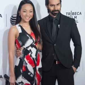 Kyla Gray and Mack Kuhr attend the NYC Opening Night Gala for the Tribeca Film Festival