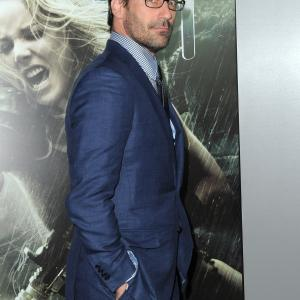 Jon Hamm at event of Nelauktas smugis 2011