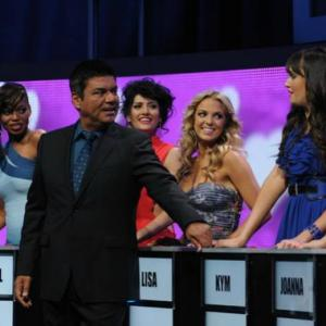 Take Me Out still with George Lopez