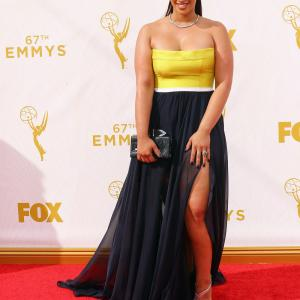 Dascha Polanco at event of The 67th Primetime Emmy Awards (2015)