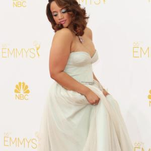 Dascha Polanco at event of The 66th Primetime Emmy Awards (2014)